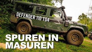 Land Rover Defender 110 TD4 & Polen I 4x4 Passion #82