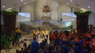 Roar VBS 2019 Day Two Opening