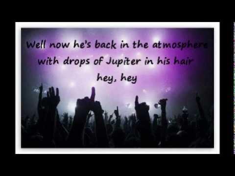 Drops of Jupiter - Taylor Swift Lyrics