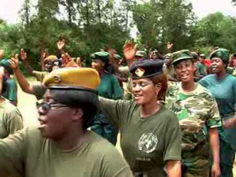 Defence & Security Choir zambia Nchito Yanga Ma Duty Official Video