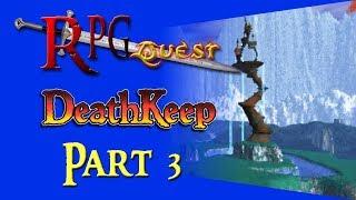 RPG Quest #146: AD&D: DeathKeep (3DO) Part 3