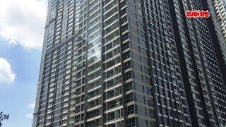 Lại cháy ở  Vinhomes Central Park