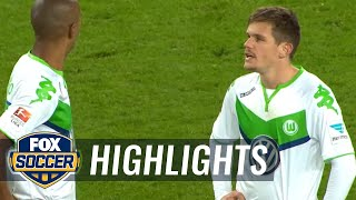 Video Gol Pertandingan Wolfsburg vs FC Koln