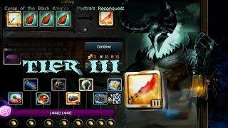 Drakensang Online Tier III Dragan Weapon + Mini Event!