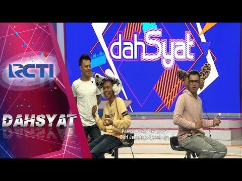 DAHSYAT - Kocak Nih Dede Dan Raffi Adu Kompak [21 Maret 2017]