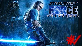 STAR WARS The Force Unleashed : Lets Play #1 - DAS WIRD KRANK !! 😱🔥