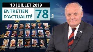 EA78.1: La stratégie allemande dans l'Union européenne