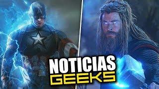 ¡NUEVAS PELÍCULAS! Marvel anuncia THOR 4 y pronto sabremos lo que sigue después de AVENGERS: ENDGAME