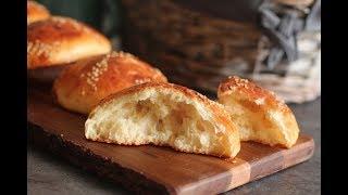 Petits pains briochés sans pétrissage ! /