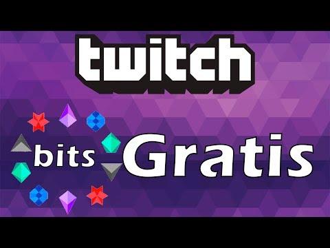 BITS GRATIS / FREE BITS 2020 - COMO TENER BITS GRATIS EN TWITCH