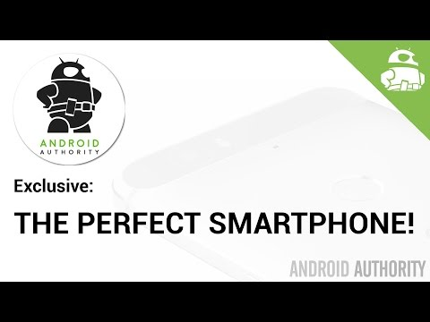 What makes the PERFECT smartphone?