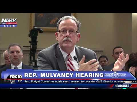FNN: Mick Mulvaney Hearing - Senate Budget Committee Approves OMB Director Nominee