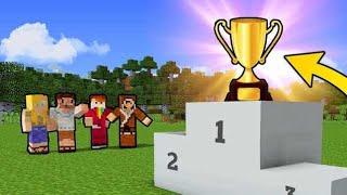 Kto jest NAJLEPSZY W DRUŻYNIE? - Minecraft #SUPERTEAM