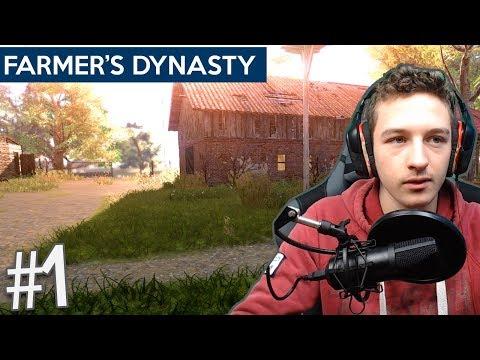 A NOUS L'HÉRITAGE ! Épisode 1 (Farmer's Dynasty)