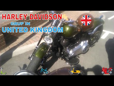 LIFE ... on two wheels - MOTOCICLISTI HARLEY DAVIDSON - UNITED KINGDOM
