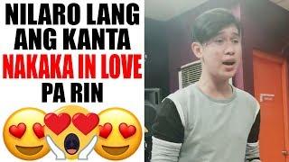 Kyah masyado mong Ginalingan. Nakaka In love