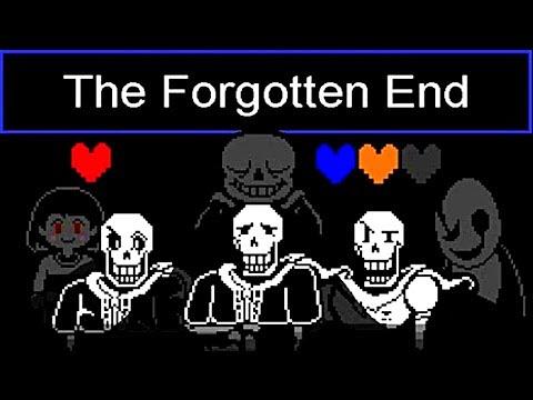 Undertale: The Forgotten End (Papyrus's Revenge)