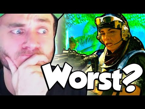 Is Black Ops 4 the WORST Black Ops Game?