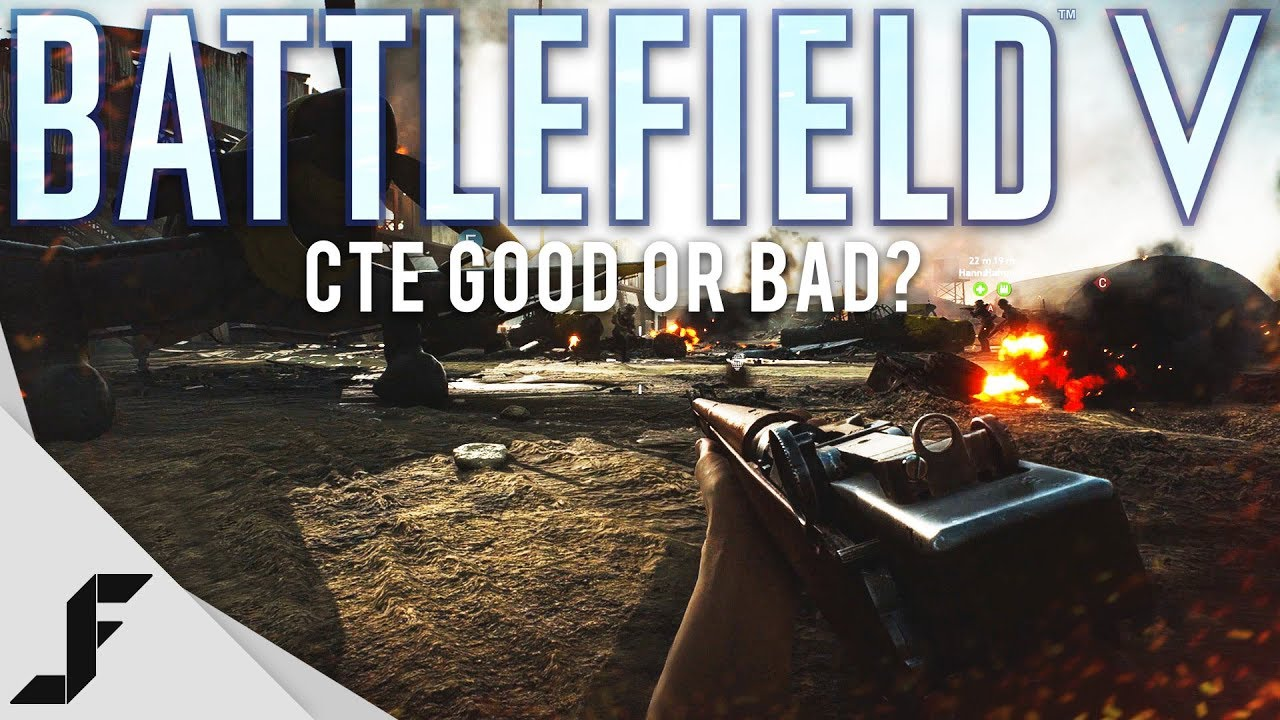 Does CTE ruin surprise and hype for new content? Battlefield 5 (BFV Open Beta)