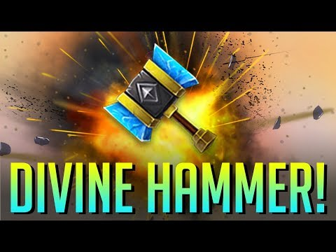 999 Divine Hammers?!