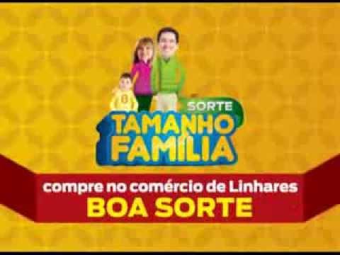 Sorte Tamanho Família - CDL Linhares