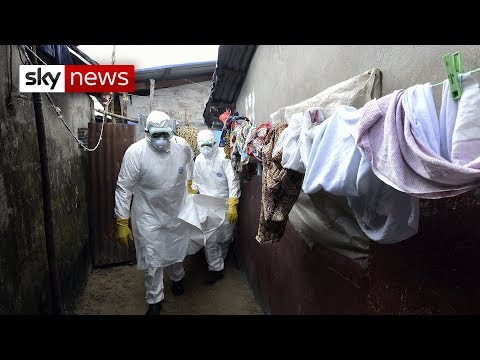 Meet the Ebola body collectors