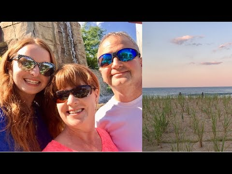 Rehoboth & Bethany Beach Delaware Vacation 2017! - Part 1 - Travel Vlog