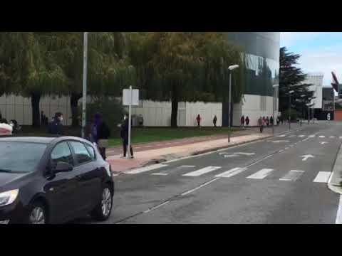 El Coliseum ya centraliza las pruebas PCR en Burgos