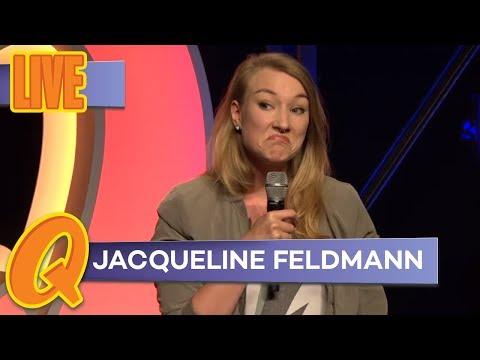 Jaqueline Feldmann: Brutto und Netto sind keine Supermärkte!   Quatsch Comedy Club LIVE