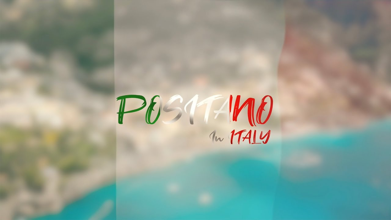 이탈리아 🇮🇹 - 드론으로 바라 본 포지타노!!! | 시네마틱 여행 영상 | DJI 매빅에어