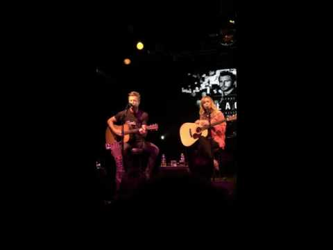 Dierks Bentley I'll Be The Moon Acoustic At Last Call Ball 2016