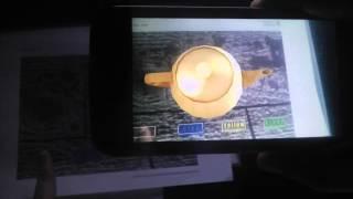 Vuforia AR Android Samples