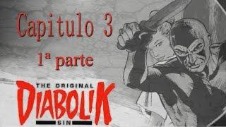 Diabolik: The original sin Capitulo 3 (1°parte)