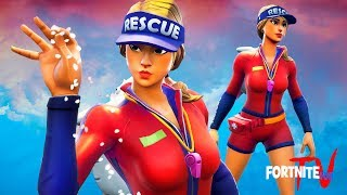 The *RANDOM* SKIN CHALLENGE In Fortnite Battle Royale! Fortnite Short Film