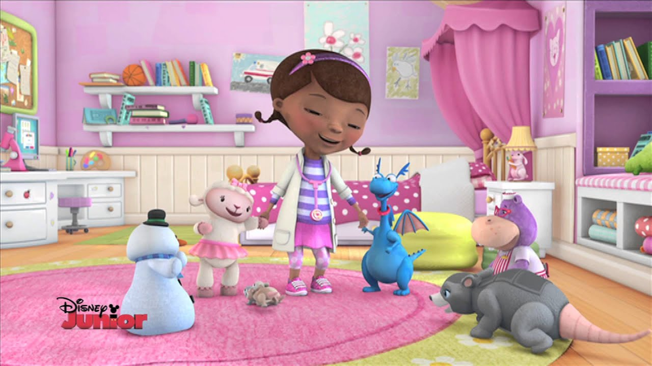Doc McStuffins - Awesome Possum - Song