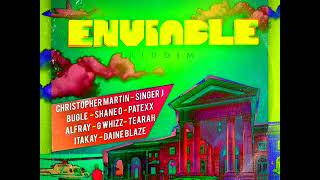 Enviable Riddim Mix (Full) Feat. Chris Martin, Bugle, G Whizz (January 2019)