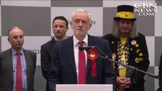 UK Conservatives Lose Majority After Stunning Loss for Theresa May
