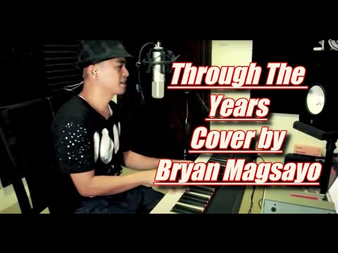 Kenny Rogers - Through The Years Cover By Bryan Magsayo