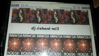 DJ Richard - Anthems Vol3 - Oldskool House and Speed Garage 90min Mix - 2000