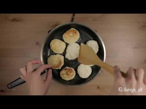 Сырники из рикотты в духовке