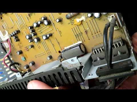Автомагнитола Pioneer DVH-730AV - моргает и не включается!