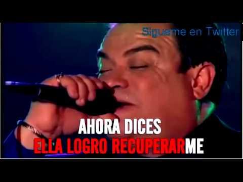 Esa Mujer Tony Vega Salsa Karaoke