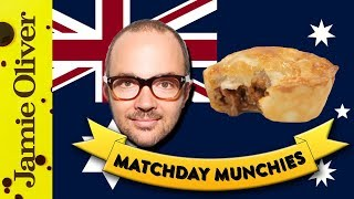 Beef & Bacon Party Pies | World Cup Munchies | Australia