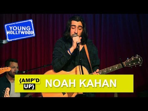Noah Kahan: Playing What Hurts More & Talking Julia Michaels!