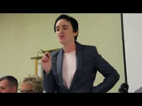 Anne Marie Waters At Her Best at UKIP Leadership Hustings