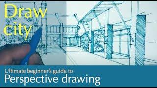 draw buildings... urban architecture.. by miandza
