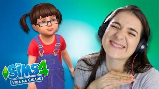 O COMEÇO DE TUDO! | Sims 4 Vida na Cidade (1)