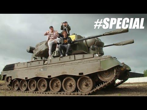 Tanks! [SPECIAL]