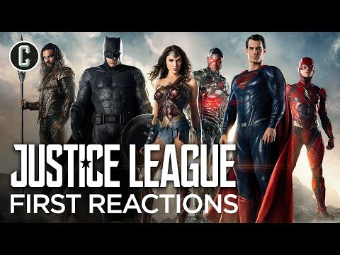 Justice League: Early Reactions Tease a Mixed Bag, But a Step in the Right Direction