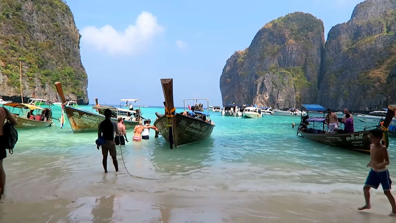 How To Get From Thailand To Phi Phi Islands